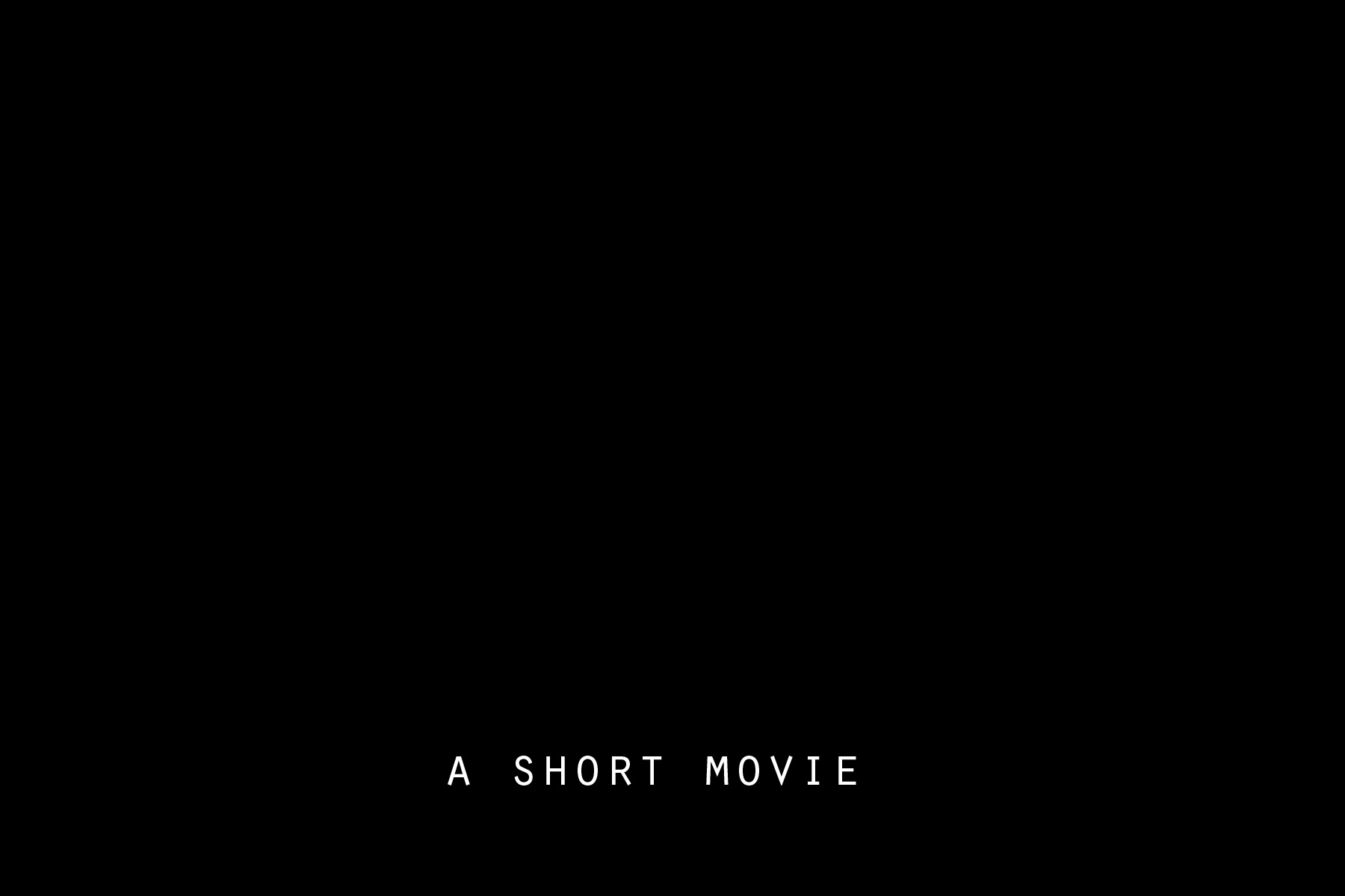 a-short-movie
